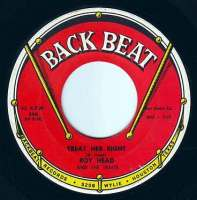 ROY HEAD & THE TRAITS - TREAT HER RIGHT - BACK BEAT
