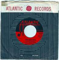 DRIFTERS - ONE WAY LOVE - ATLANTIC