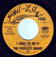 PEOPLES CHOICE - I LIKES TO DO IT - PHIL LA OF SOUL