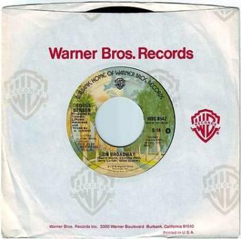 GEORGE BENSON - ON BROADWAY - WB