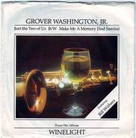 GROVER WASHINGTON, JR - JUST THE TWO OF US - ELEKTRA