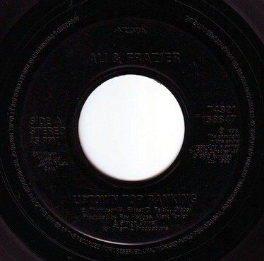ALI & FRAZIER - UPTOWN TOP RANKING - ARISTA