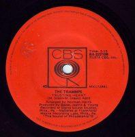 TRAMMPS - TRUSTING HEART - CBS AUSTRALIAN
