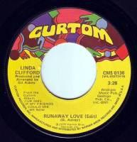 LINDA CLIFFORD - RUNAWAY LOVE - CURTOM