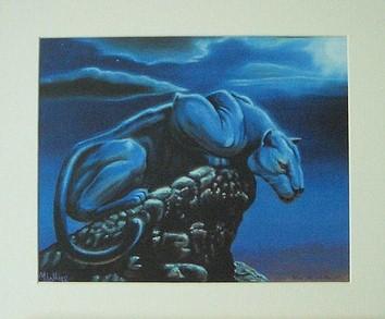 Panther Mounted
