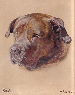 Patsie Painting