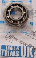 Clutch Shaft Bearing - TY250 Twinshock