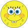 smiley spongebob