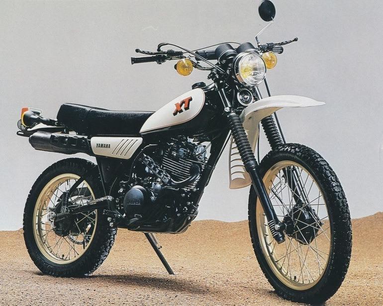 Xt250  U0026 Tt250 Parts