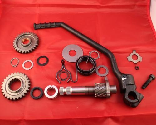 Kickstart Conversion Kit - XT225 Serow