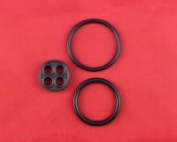 1, 7 & 10. Fuel Tap Repair Kit - TL125K