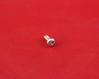 24. Fuel Tap Plate Screw - TL125S Early Models
