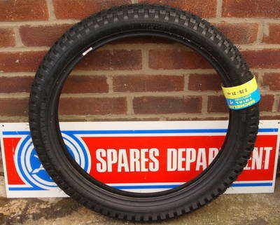 Michelin Trials Competition Front Trials Tyre