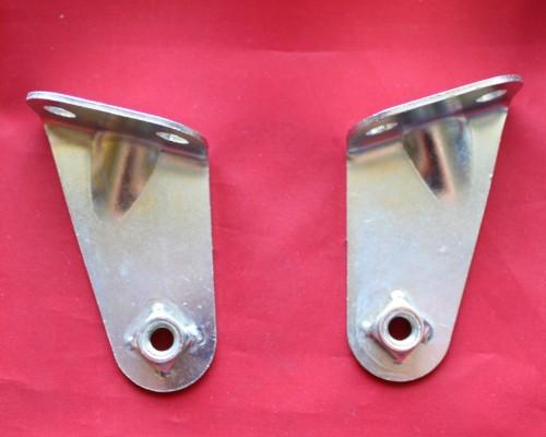 4 & 5. Pair of Seat Brackets - TY250 Twinshock