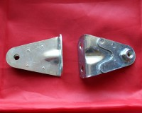 4. Pair Of Seat Brackets - TY125 & TY175