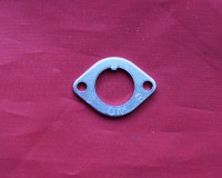 6. Fuel Tap Cover Plate - TL125K & Early TL125S