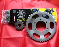 Chain & Sprocket kit - XT225 Serow with Drum Rear Brake