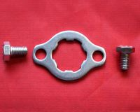 Front Sprocket Tab Washer & Bolts - XT225 Serow