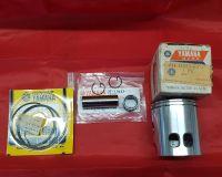 16-20. NOS OEM Piston Kit - 0.25o/s - TY125