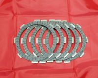 4. Clutch Friction Plates - TLR250