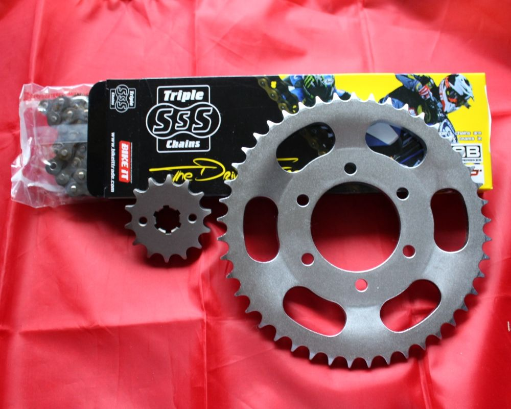Chain & Sprocket Kits - XT225 Serow