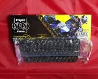 Triple S Black Chain 428 pitch x 114 links