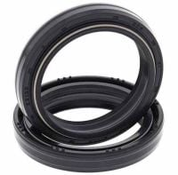 6 & 25. Pair Front Fork Seals - TY250Z