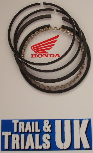 Piston Ring Set - TL125S