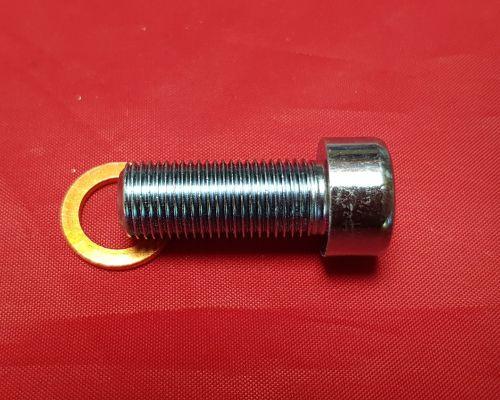 Front Fork Damper Rod Bolt & Gasket -DT360