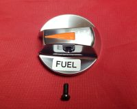 9 & 10. Fuel Tap Knob & Screw - XT225 Serow