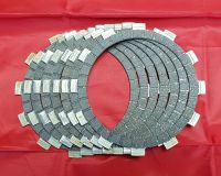 7. Clutch Friction Plate Set - TY250Z