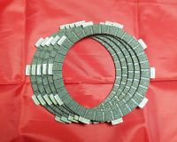 8. Clutch Friction Plate Set - XT225 Serow to 1988