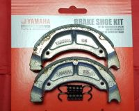 14. OEM Front Brake Shoes - TY80