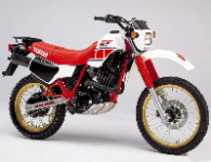 9. Yamaha XT & TT Parts