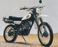 XT250 & TT250 Parts