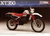 XT350 & TT350 Parts