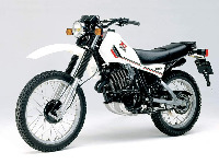 XT550 & XT400 Series 2 (Monoshock) Parts