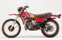 10. Yamaha DT Parts