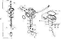 TL125S Carb Parts