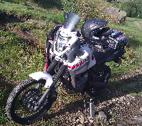 Used XT660Z Ténéré Parts- 2007 Onwards