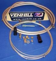 Venhill Universal Throttle Cable Kit
