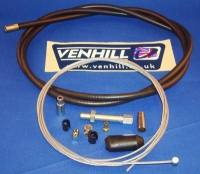 Venhill Universal Clutch or Brake Cable Kit