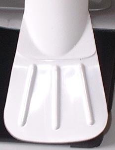 Universal Trials Fender Mudguard - Front