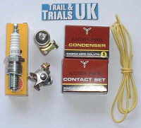 9/11/12+. Ignition Tune Up Kit - TY125 & TY175