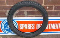 TY80 2.50 x 16 Front Tyre, Tube & Rim Tape