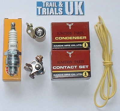 Ignition Tune Up Kit - TY80
