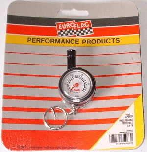 New Trials 0 - 20 psi Low Pressure Gauge