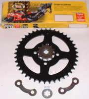 Budget Full Chain & Sprocket Kit - TY80