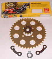Full Chain & Sprocket Kit - TY80