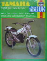 Haynes TY Workshop Manual